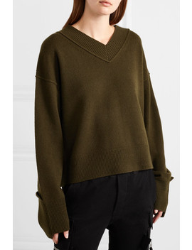 Cashmere Sweater by Helmut Lang