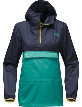 The North Face Women's Fanorak Pullover Jacket by The North Face