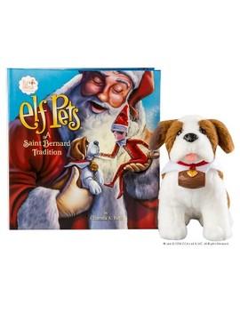 Elf Pets®: A Saint Bernard Tradition by Target