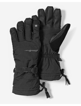 Powder Search Touchscreen Gloves by Eddie Bauer