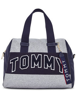 Ames Tommy Patches Duffle by Tommy Hilfiger