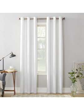 No. 918 Montego Grommet Single Curtain Panel & Reviews by No. 918 Millennial