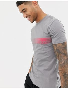 Boss Slim Fit Bodywear Logo T Shirt by Boss