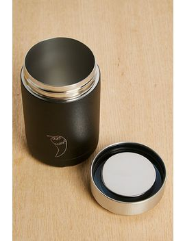 Chilly's Black 300ml Stainless Steel Food Pot by Chilly's