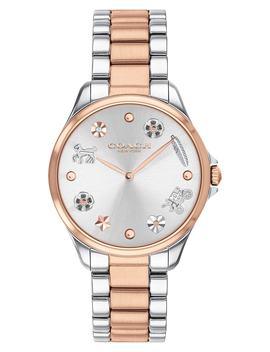 Astor Bracelet Watch, 38mm by Coach