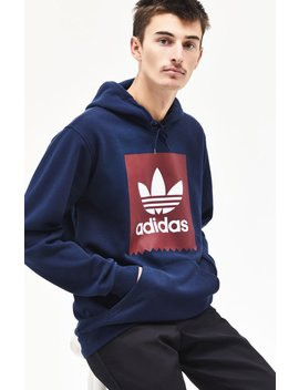 Adidas Solid Bb Pullover Hoodie by Pacsun