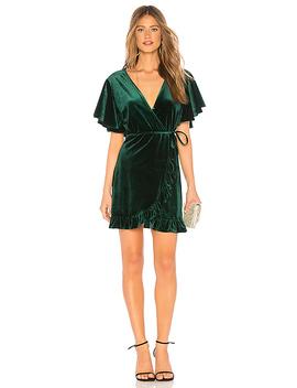 Jack By Bb Dakota West Village Velvet Dress by Bb Dakota