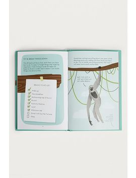 A Sloth's Guide To Taking It Easy: Be More Sloth With These Fail Safe Tips For Serious Chilling By Sarah Jackson by Urban Outfitters