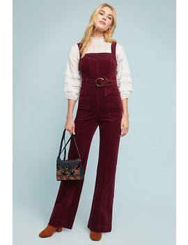 Pilcro Corduroy Jumpsuit by Pilcro And The Letterpress