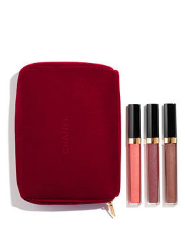 Rouge Coco Gloss Trio by Chanel