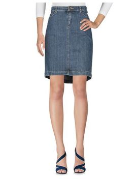 Weekend Max Mara Denim Skirt   Jeans And Denim by Weekend Max Mara