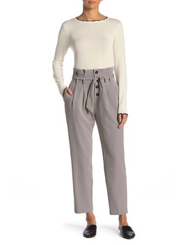 High Waist Trouser Pants by Know One Cares