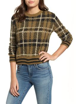 Plaid Sweater by Bp.