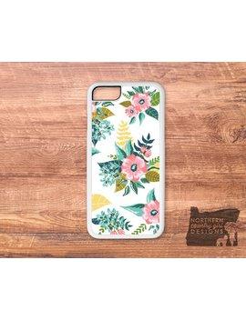 Floral Phone Case / I Phone 7 Case / I Phone 6 Case / I Phone 6 Plus Case / I Phone Case / Floral I Phone Case / Phone Case / I Phone 6s Case by Etsy