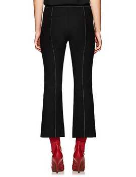 Cotton Crop Flared Trousers by Derek Lam 10 Crosby