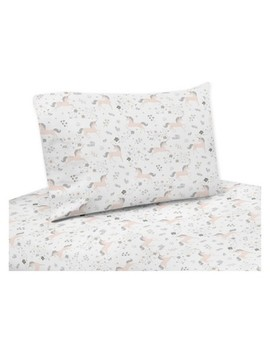 Unicorn Sheet Set   Sweet Jojo Designs by Shop This Collection