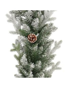 6' Christmas Unlit Balsam Fir Pinecones Artificial Garland   Wondershop™ by Shop Collections