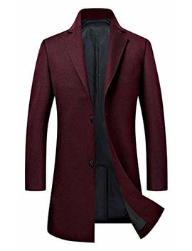mens-trench-coat-wool-blend-slim-fit-jacket-single-breasted-business-top-coat-fssstf by eletop