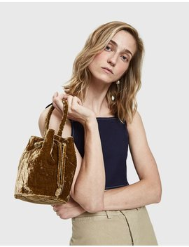 Jasmyn Bucket Bag In Sienna by Loeffler Randall