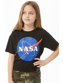 Girls Nasa Graphic Tee (Kids) by Forever 21