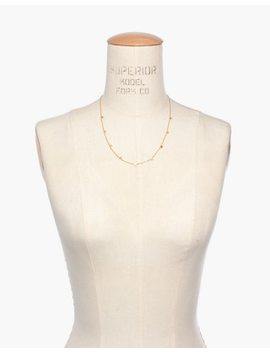 Delicate Star Necklace by Madewell