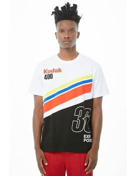 Kodak Colorblock Graphic Tee by Forever 21