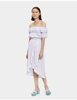 Lina Midi Dress by Farrow