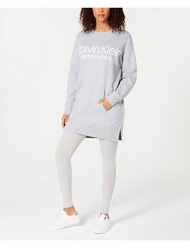 Long Sweatshirt by Calvin Klein Performance