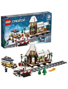 Lego Creator Expert Winter Village Station 10259 by Lego