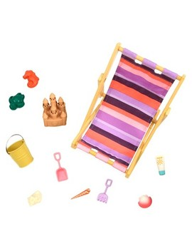 Our Generation® Beach Chair Accessory Set by Our Generation