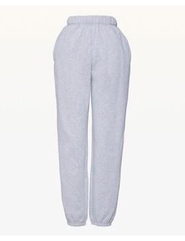 Bouclé Juicy Fleece Pant by Juicy Couture