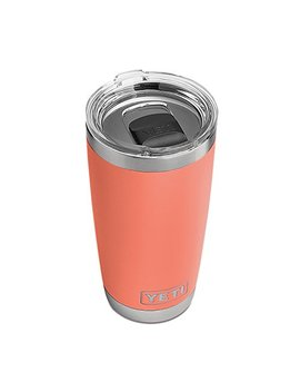 Yeti Rambler 20oz With Mag Slider Lid, Le Coral by Yeti