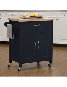 August Grove Philomene Kitchen Cart & Reviews by August Grove