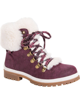 Kylie Ankle Boot by Muk Luks