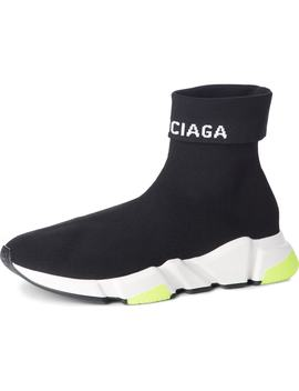 Speed Trainer Cuffed Sneaker by Balenciaga