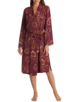 Austin Floral Robe by Midnight Bakery