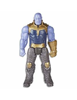 Marvel Infinity War Titan Hero Series Thanos With Titan Hero Power Fx Port by Avengers