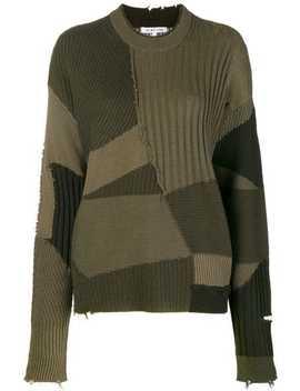 Grunge Sweatshirt by Helmut Lang