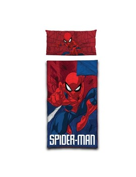 Marvel Spider Man Sleeping Bad & Pillow Set by Marvel