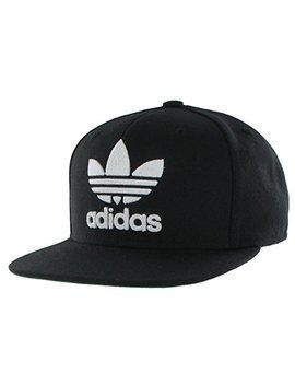 Adidas Men's Originals Snapback Flatbrim Cap by Adidas Originals
