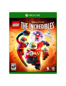Lego The Incredibles   Xbox One by Warner Brothers
