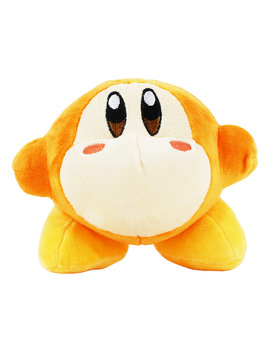 14cm Kirby Plush Toy Pink Kirby Game Character Soft Stuffed Toy Gift For Children by Ali Express
