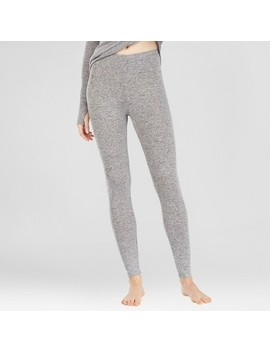 Warm Essentials® By Cuddl Dudds® Women's Sweater Knit Thermal Leggings by Shop This Collection