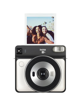 Fujifilm Instax Square Sq6 Instant Camera   Pearl White by Best Buy