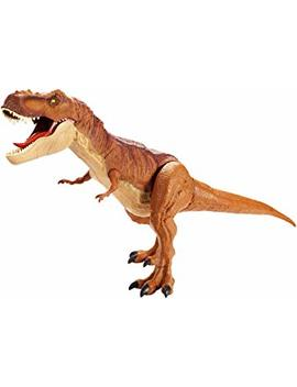 Jurassic World Super Colossal Tyrannosaurus Rex Dinosaur by Jurassic World Toys