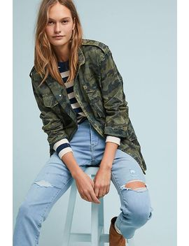 Dl1961 Beekman Camo Jacket by Dl1961