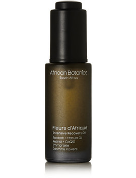 Fleurs D'afrique Intensive Recovery Oil, 30ml by African Botanics