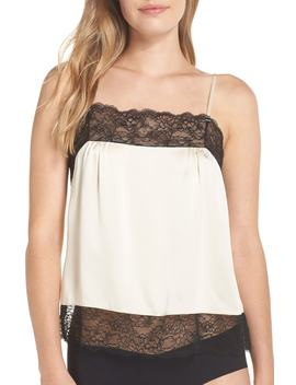 Pia Silk Camisole by Samantha Chang
