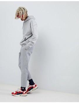 Adidas Originals Eqt Outline Hoodie In Grey Dh5217 by Adidas Originals