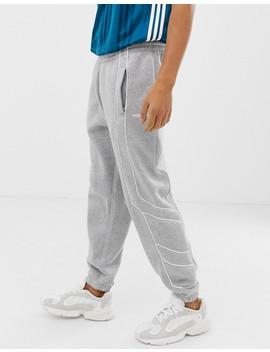 Adidas Originals Eqt Outline Joggers In Grey Dh5224 by Adidas Originals